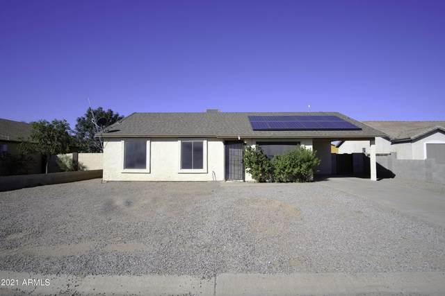 14594 S Charco Road, Arizona City, AZ 85123 (MLS #6309572) :: The Copa Team | The Maricopa Real Estate Company