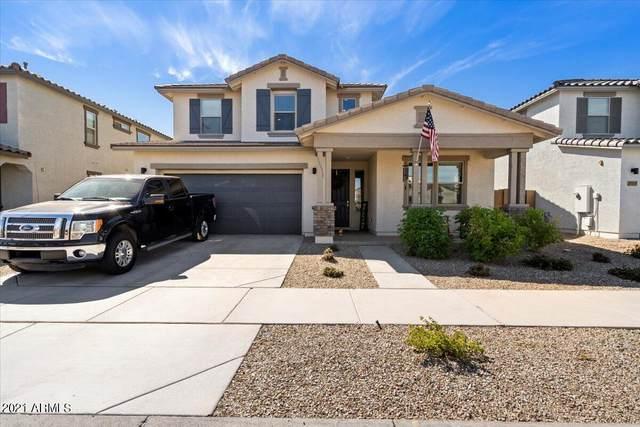 24550 N 144TH Drive, Surprise, AZ 85387 (MLS #6309601) :: Midland Real Estate Alliance
