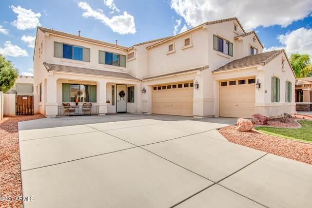 17687 W Surrey Drive, Surprise, AZ 85388 (MLS #6309603) :: Scott Gaertner Group