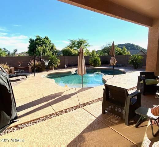 9131 E Hobart Street, Mesa, AZ 85207 (MLS #6309606) :: Maison DeBlanc Real Estate