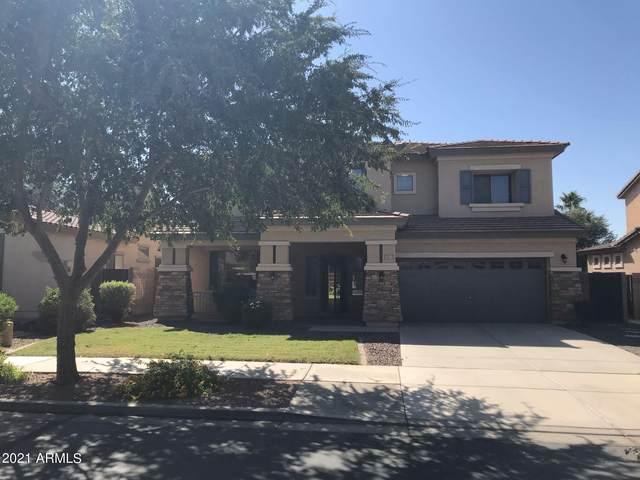 18633 E Kingbird Drive, Queen Creek, AZ 85142 (MLS #6309614) :: Yost Realty Group at RE/MAX Casa Grande
