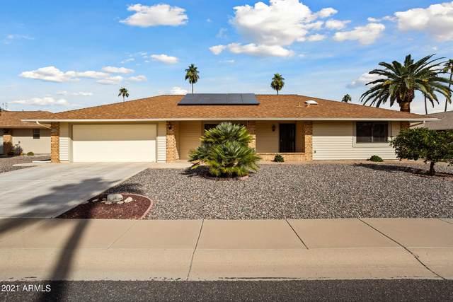 12426 W Fieldstone Drive, Sun City West, AZ 85375 (MLS #6309620) :: TIBBS Realty