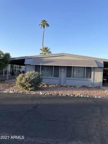 6828 W Pierce Street #126, Phoenix, AZ 85043 (MLS #6309623) :: Yost Realty Group at RE/MAX Casa Grande