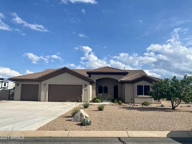 4170 Paseo Quieto, Sierra Vista, AZ 85635 (MLS #6309624) :: Conway Real Estate