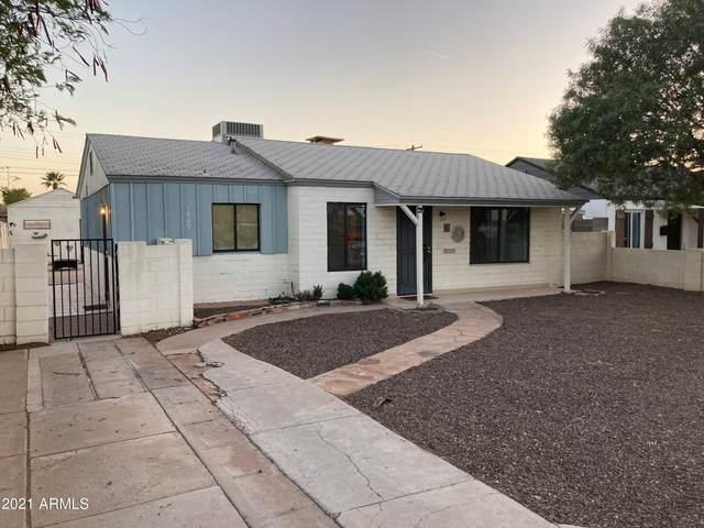 1909 E Brill Street, Phoenix, AZ 85006 (MLS #6309642) :: Keller Williams Realty Phoenix
