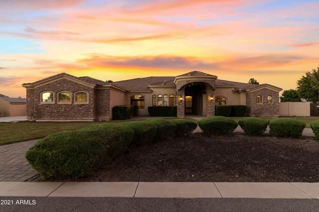 22148 E Alyssa Road, Queen Creek, AZ 85142 (MLS #6309665) :: The Garcia Group