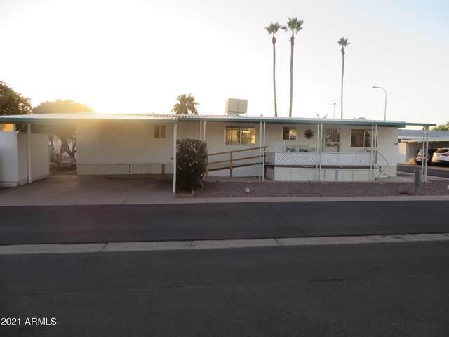9501 E Broadway Road #28, Mesa, AZ 85208 (MLS #6309669) :: The Garcia Group