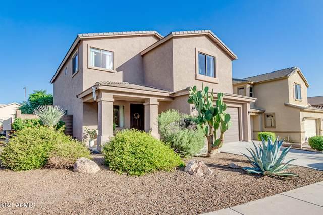 23013 N 19TH Way, Phoenix, AZ 85024 (MLS #6309681) :: The Garcia Group