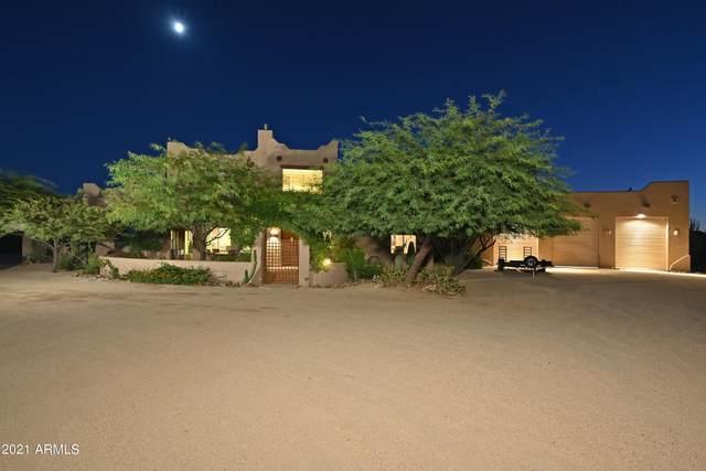 5411 E Honda Bow Road, Cave Creek, AZ 85331 (MLS #6309689) :: West Desert Group | HomeSmart