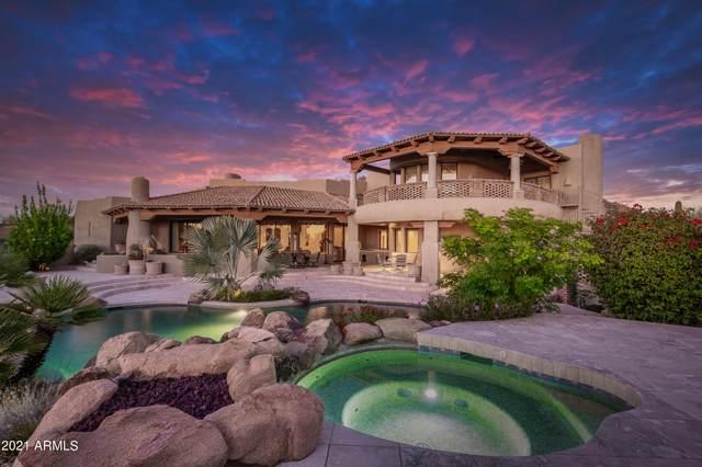 10801 E Happy Valley Road #36, Scottsdale, AZ 85255 (MLS #6309692) :: Keller Williams Realty Phoenix