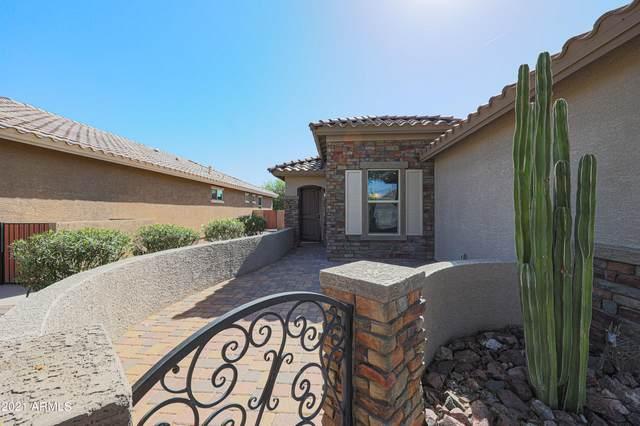 22763 W Moonlight Path, Buckeye, AZ 85326 (MLS #6309693) :: The Garcia Group