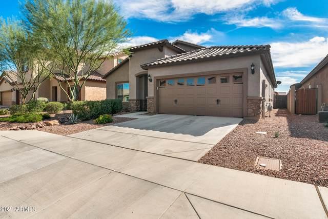 10829 W Swayback Pass, Peoria, AZ 85383 (MLS #6309695) :: Dave Fernandez Team | HomeSmart