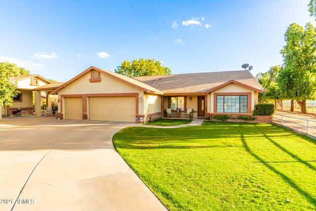 8643 E Waterford Circle, Mesa, AZ 85212 (MLS #6309712) :: Keller Williams Realty Phoenix