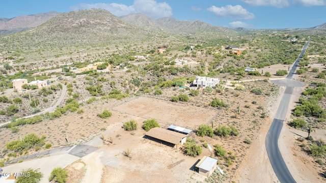 39810 N 74TH Street, Cave Creek, AZ 85331 (MLS #6309720) :: West USA Realty