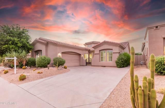 7342 E Evening Glow Drive, Scottsdale, AZ 85266 (MLS #6309726) :: The Garcia Group