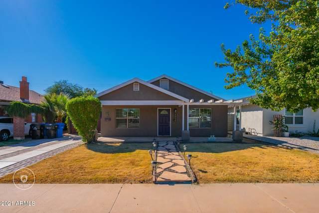 2514 N 11TH Street, Phoenix, AZ 85006 (MLS #6309730) :: The Garcia Group
