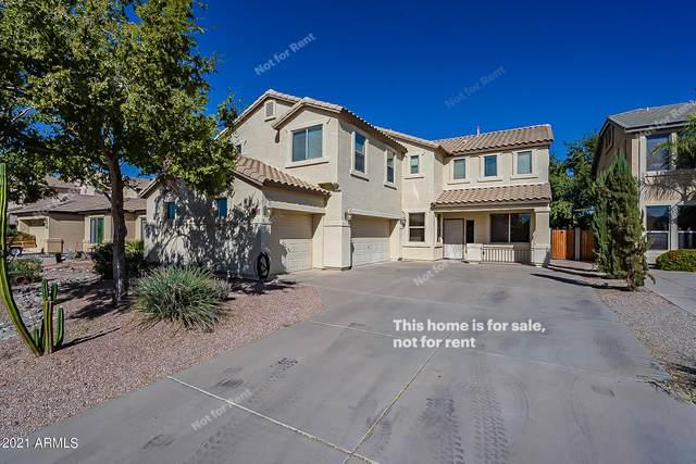 1360 E Baker Drive, San Tan Valley, AZ 85140 (MLS #6309745) :: West USA Realty