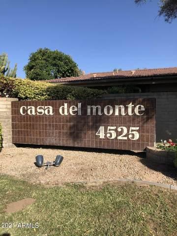 4525 N 66TH Street N #66, Scottsdale, AZ 85251 (MLS #6309747) :: CANAM Realty Group