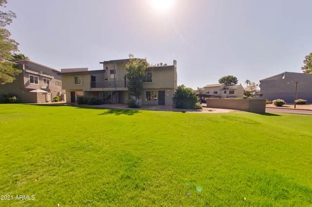 19601 N 7TH Street #1066, Phoenix, AZ 85024 (MLS #6309748) :: The Garcia Group