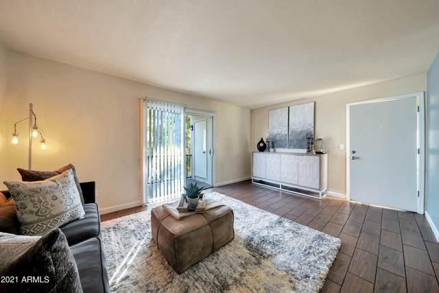 740 W Elm Street #229, Phoenix, AZ 85013 (MLS #6309773) :: Howe Realty