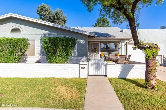2929 E Broadway Road #82, Mesa, AZ 85204 (MLS #6309777) :: The Daniel Montez Real Estate Group