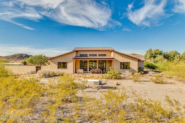 11404 S 38th Avenue, Laveen, AZ 85339 (MLS #6309783) :: Keller Williams Realty Phoenix