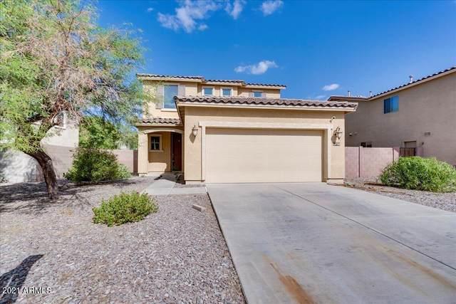 34927 N Mirandesa Drive, San Tan Valley, AZ 85143 (MLS #6309789) :: West USA Realty