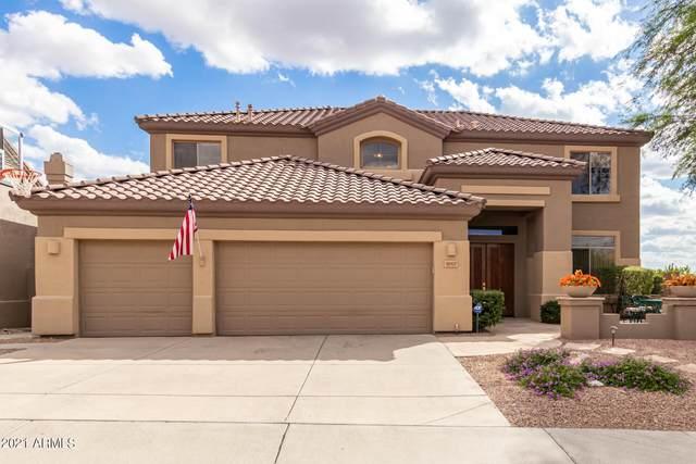 10927 E Butherus Drive, Scottsdale, AZ 85255 (MLS #6309794) :: The Garcia Group