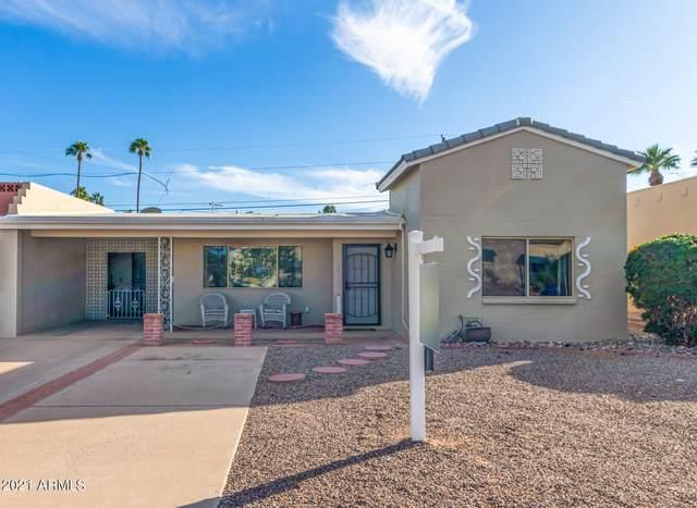 7669 E Meadowbrook Avenue, Scottsdale, AZ 85251 (MLS #6309797) :: Maison DeBlanc Real Estate