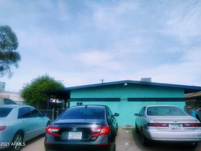 2418 W Madison Street, Phoenix, AZ 85009 (MLS #6309800) :: The Garcia Group