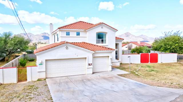 1702 Leary Court, Rio Rico, AZ 85648 (MLS #6309802) :: West USA Realty