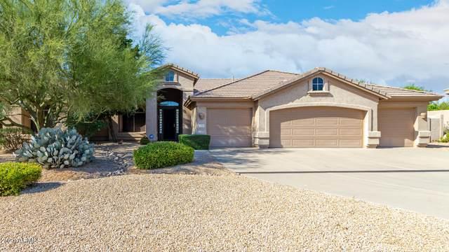7518 E Bajada Road, Scottsdale, AZ 85266 (MLS #6309807) :: The Daniel Montez Real Estate Group