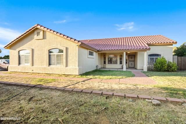3884 E Flintlock Drive, Queen Creek, AZ 85142 (MLS #6309814) :: The Dobbins Team