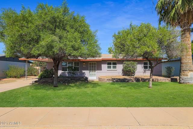 1052 W Elna Rae Street, Tempe, AZ 85281 (MLS #6309818) :: Zolin Group