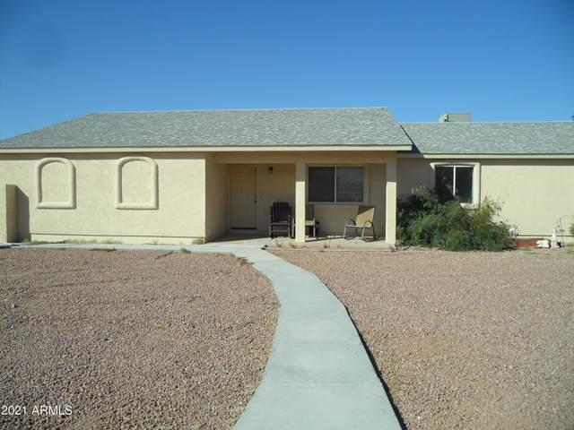 1124 N 115TH Place, Mesa, AZ 85207 (MLS #6309823) :: The Garcia Group