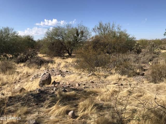 1162 S El Camino Viejo, Queen Valley, AZ 85118 (MLS #6309827) :: Arizona Home Group