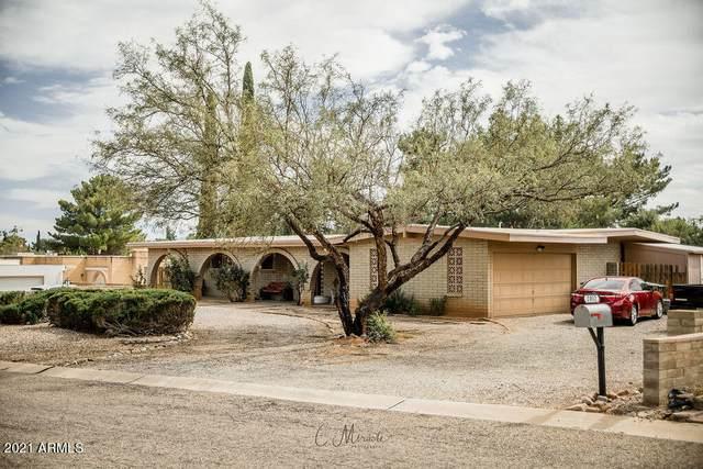 2032 Chantilly Drive, Sierra Vista, AZ 85635 (MLS #6309829) :: Conway Real Estate