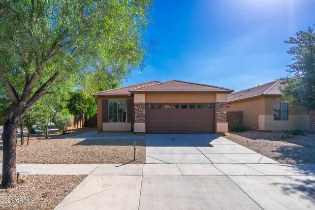 8743 W Pioneer Street, Tolleson, AZ 85353 (MLS #6309830) :: Hurtado Homes Group