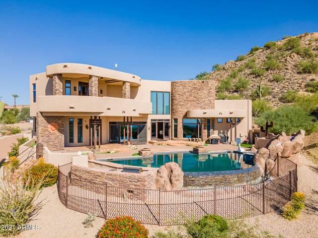 8540 E Mcdowell Road #21, Mesa, AZ 85207 (MLS #6309833) :: Conway Real Estate