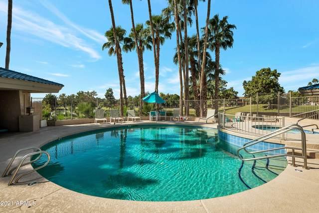 5136 N 31ST Place #642, Phoenix, AZ 85016 (MLS #6309841) :: The Garcia Group