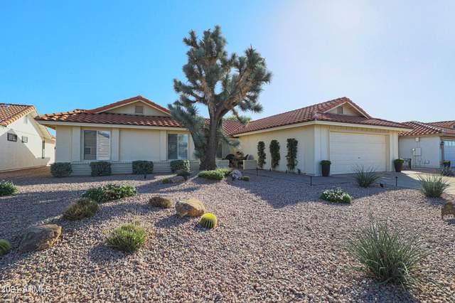 2760 Leisure World, Mesa, AZ 85206 (MLS #6309850) :: West USA Realty