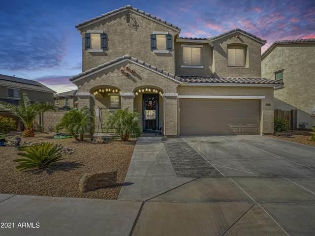12003 W Desert Sun Lane, Peoria, AZ 85383 (MLS #6309854) :: West USA Realty