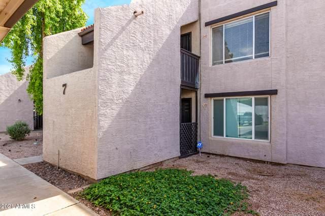 1927 E Hampton Avenue #140, Mesa, AZ 85204 (MLS #6309865) :: Zolin Group
