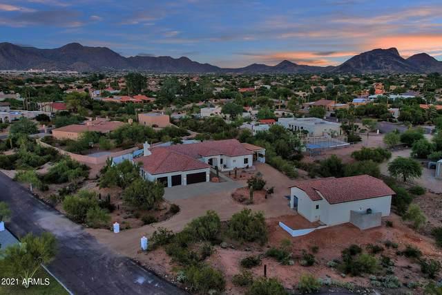 9611 N 121ST Street, Scottsdale, AZ 85259 (MLS #6309881) :: Arizona Home Group