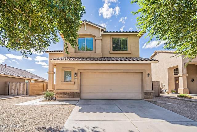 3237 W Goldmine Mountain Cove, Queen Creek, AZ 85142 (MLS #6309899) :: Conway Real Estate