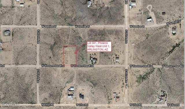 0 W Western Star 341 Boulevard, Arlington, AZ 85322 (MLS #6309909) :: The Ellens Team