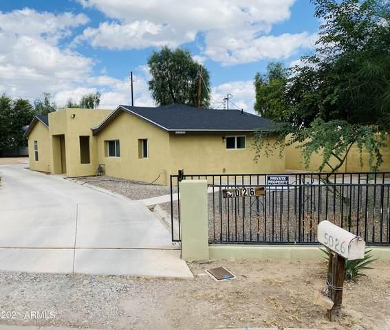5026 W Sands Road, Glendale, AZ 85301 (MLS #6309914) :: Arizona Home Group
