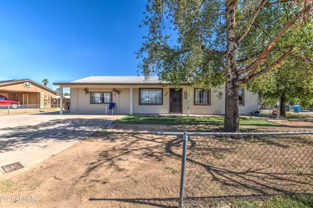 1801 N 68th Avenue, Phoenix, AZ 85035 (MLS #6309916) :: The Luna Team