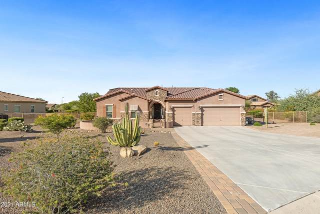 3210 E Ian Drive, Phoenix, AZ 85042 (MLS #6309918) :: Arizona Home Group