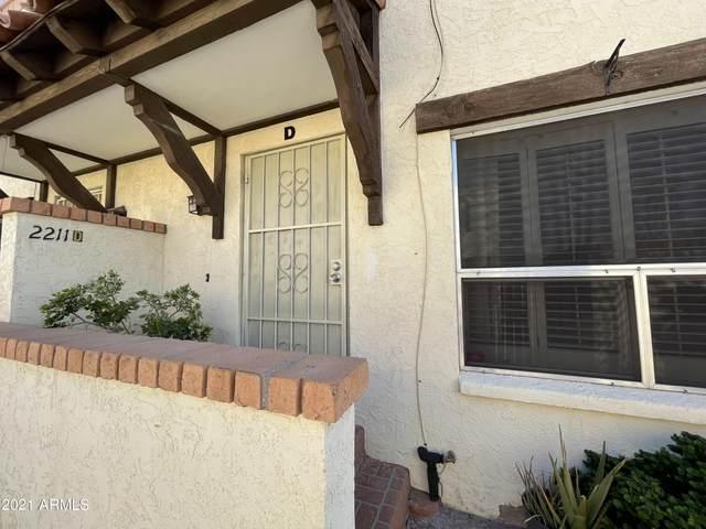 2211 W Turney Avenue D, Phoenix, AZ 85015 (MLS #6309919) :: The Garcia Group